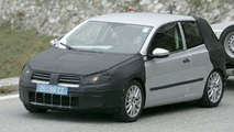 VW Golf MKVI 2-Door Spied