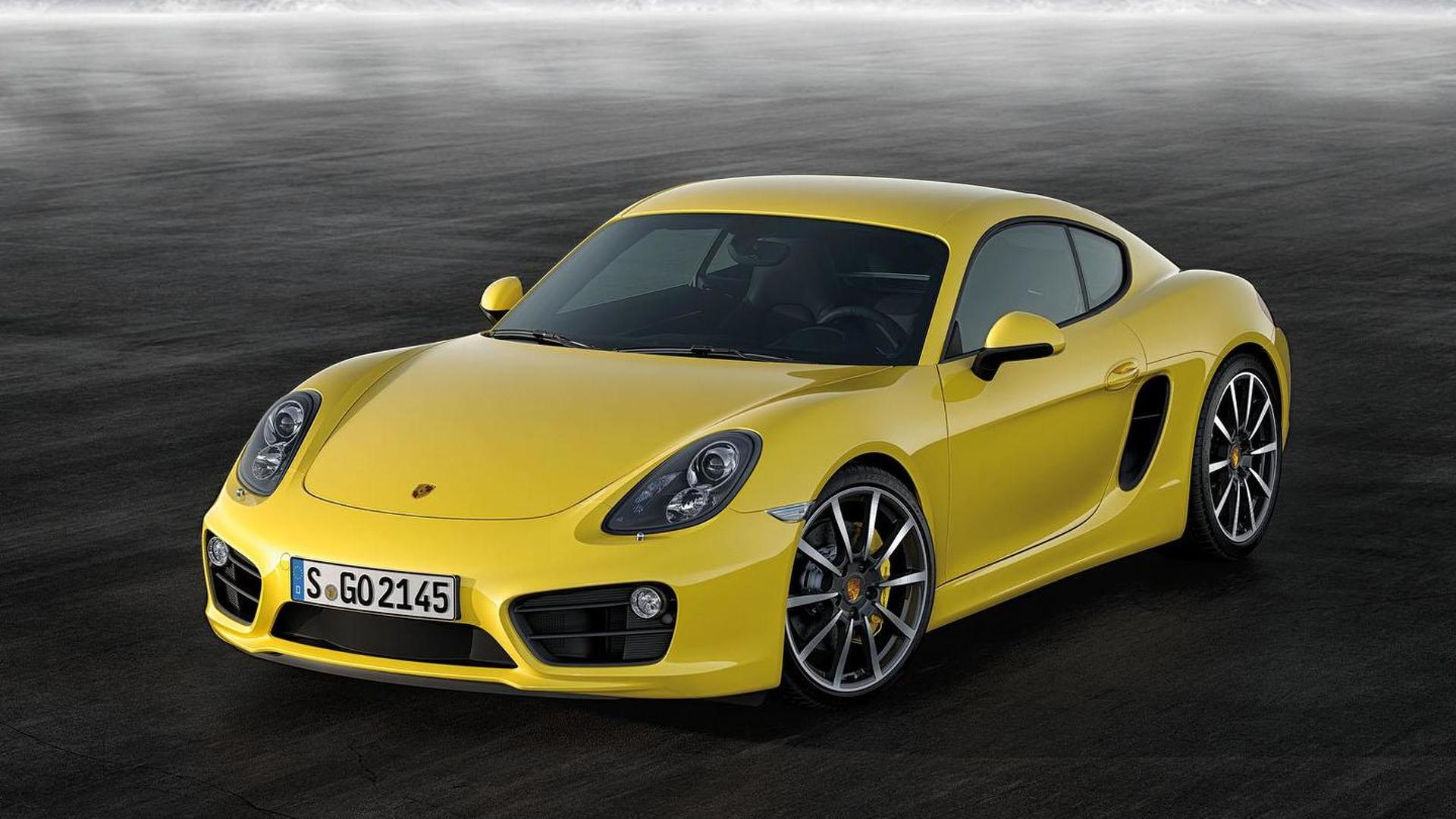 Porsche Cayman GT3 possible