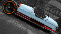 Morgan 3 Wheeler Gulf Edition announced