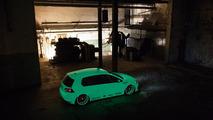 Volkswagen Golf VII Light-Tron by Low-Car-Scene and BlackBox-Richter