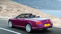 2013 Bentley Continental GT Speed Convertible 24.12.2012