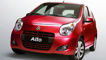 All New Suzuki Alto Revealed