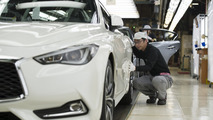Infiniti Q60 production starts under the supervision of 6 Meister Takumi