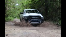 Getting lost and finding peace in a Ram Rebel