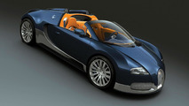 Bugatti Veyron Grand Sport Middle East editions unveiled
