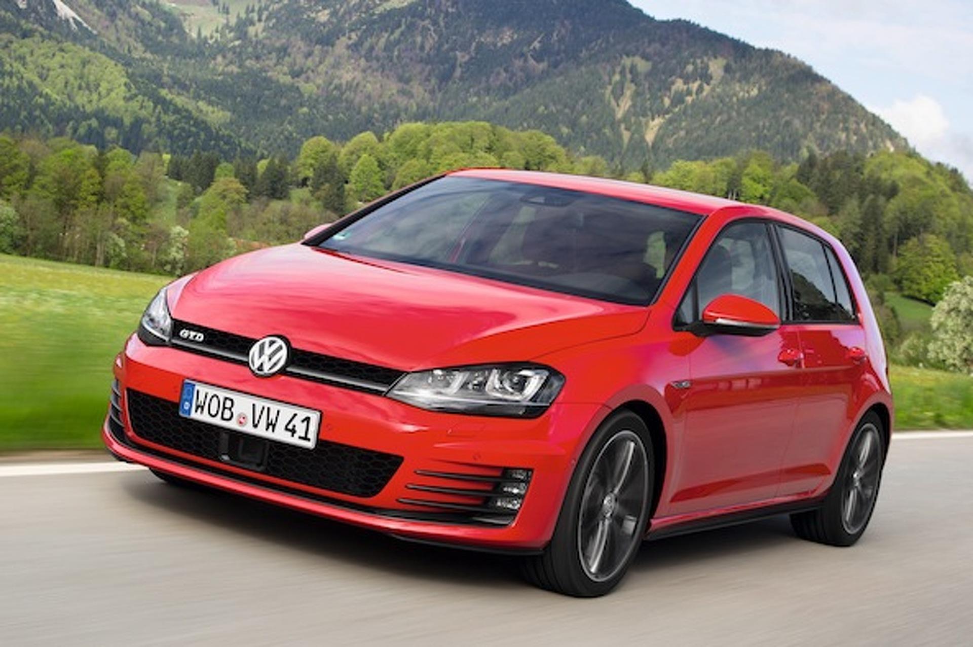 Volkswagen GTD Heading Stateside in 2015