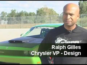 2008 Dodge Challenger Targa Concept