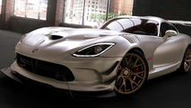 2016 Dodge Viper gains 8,000 new matte paint options
