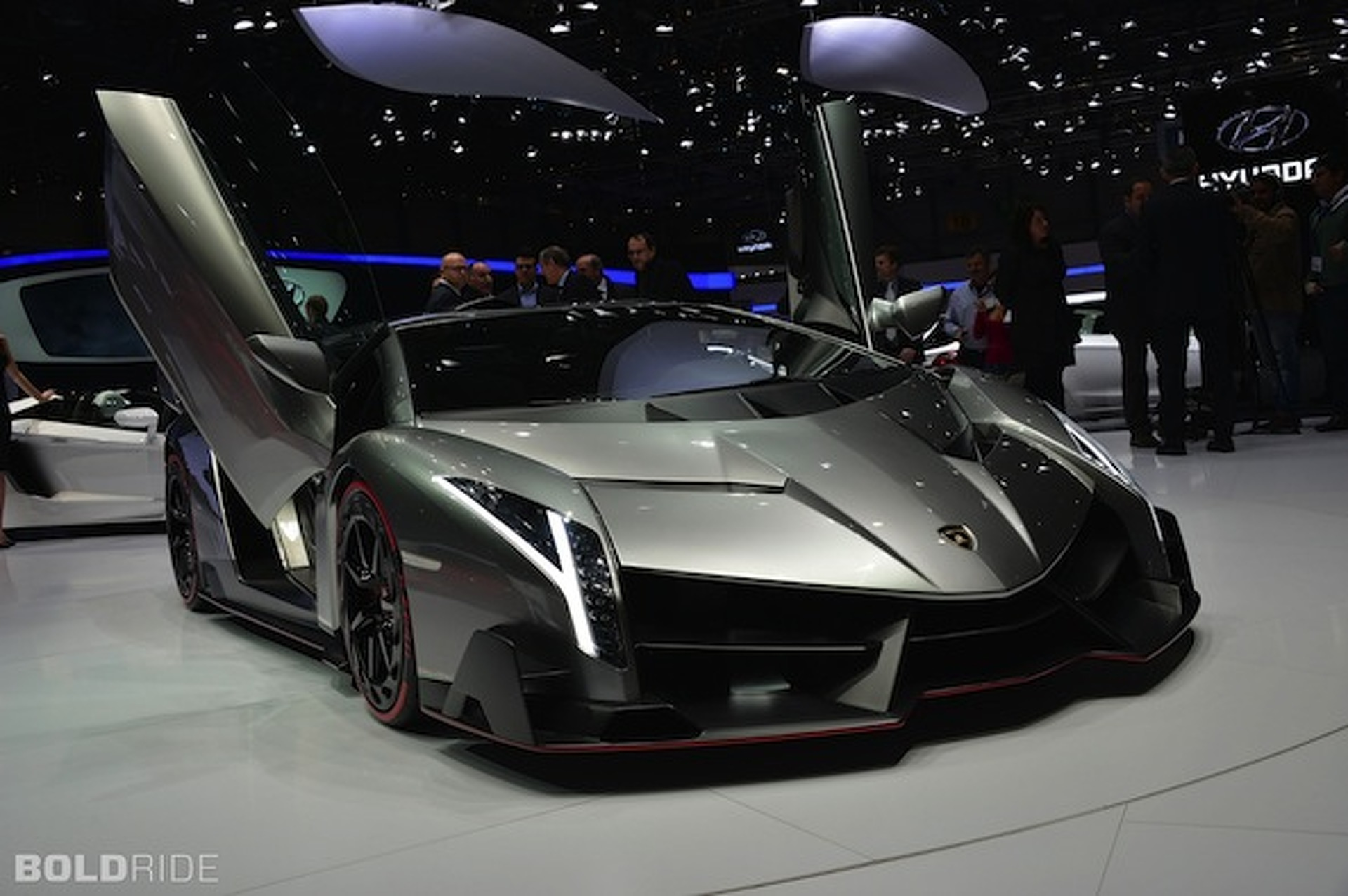 Bold Ride of the Week: Lamborghini Veneno