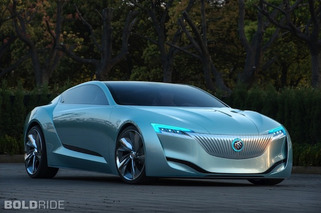 Buick Riviera Concept Bows in Shanghai