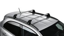 Fiat 500X with Mopar accessories