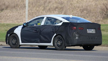 2016 Hyundai Elantra spied inside & out