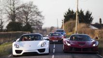 Meet the man who owns the hottest supercar trio: LaFerrari, McLaren P1 and Porsche 918 Spyder