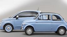 Fiat 500 Cabrio 1957 Edition