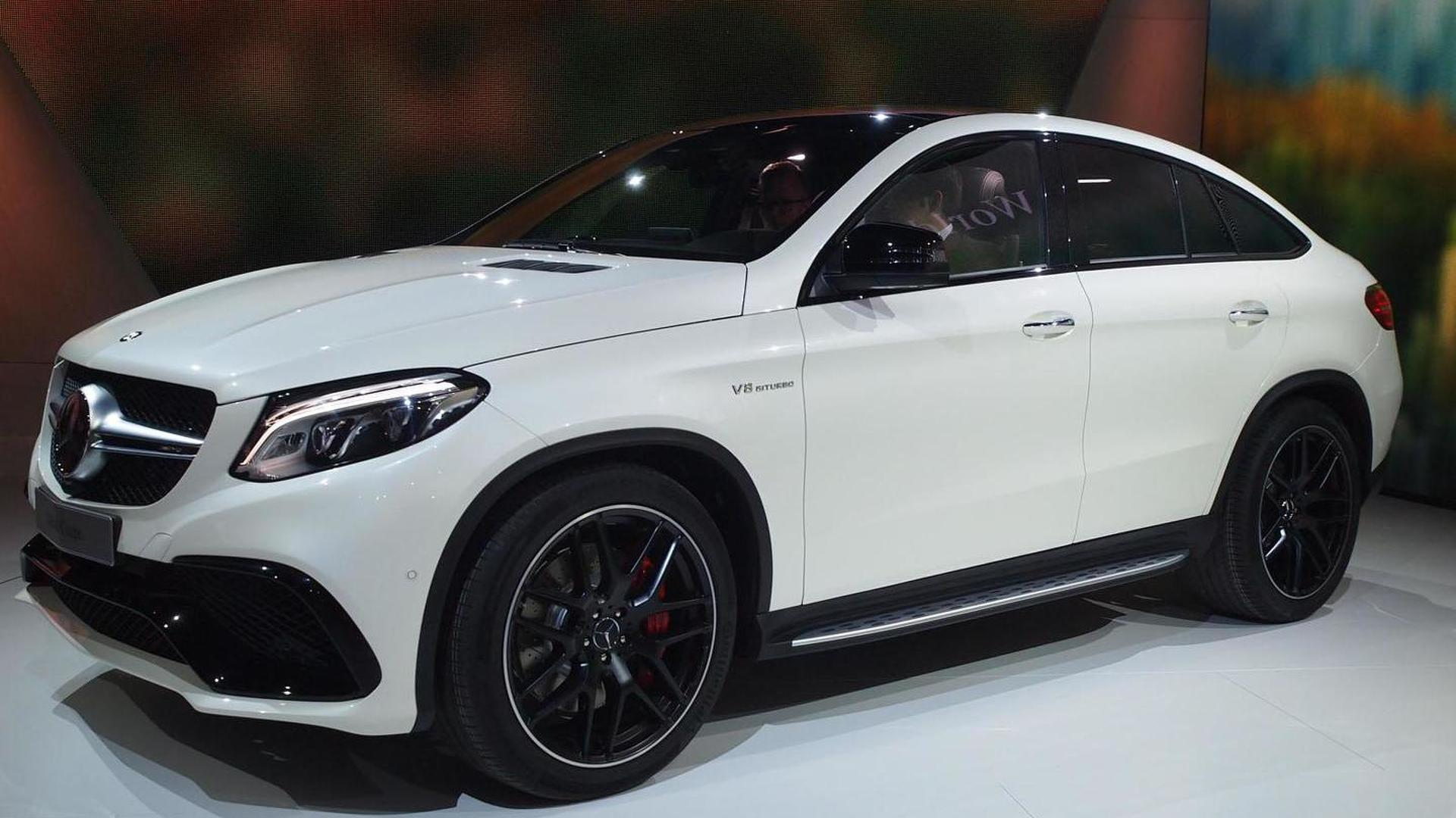 mercedes amg gle 63 coupe arrives in motown with 557 ps. Black Bedroom Furniture Sets. Home Design Ideas