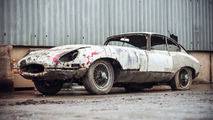 Une Jaguar Type E de 1962 refait surface après 20 ans d'oubli