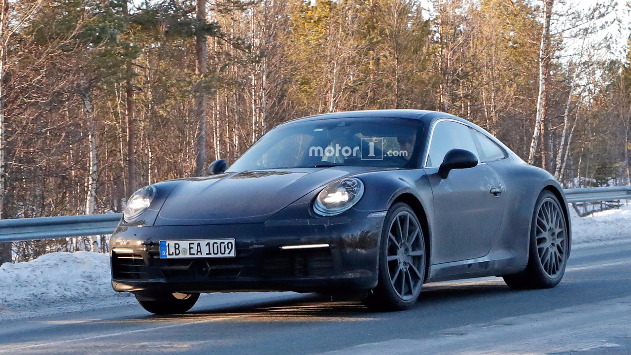 2018 - [Porsche] 911 - Page 2 Porsche-911-992-spy-photos