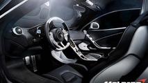 McLaren Special Operations reveals MSO 12C Concept with various tweaks