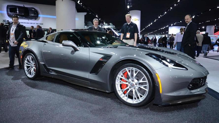 Chevrolet rates Corvette Z06 at 650 bhp and 650 lb-ft