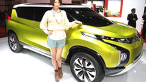 Mitsubishi Concept AR at Tokyo Motor Show 20.11.2013