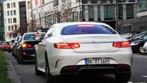 Mercedes-Benz S63 AMG Coupe in Stuttgart