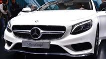 2014 Mercedes-Benz S-Class Coupe at 2014 Geneva Motor Show
