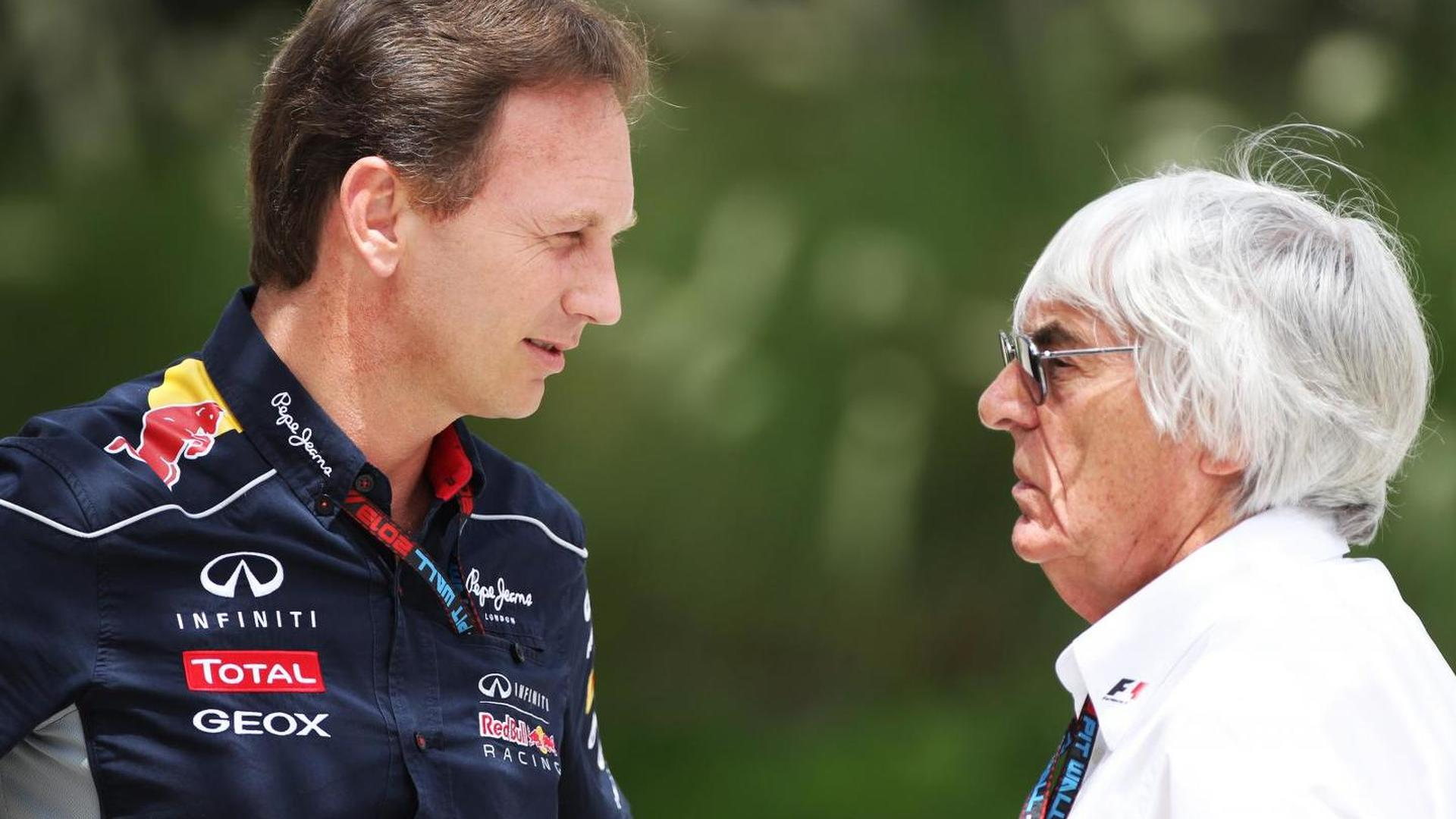 Ferrari can veto Horner's appointment to top F1 job