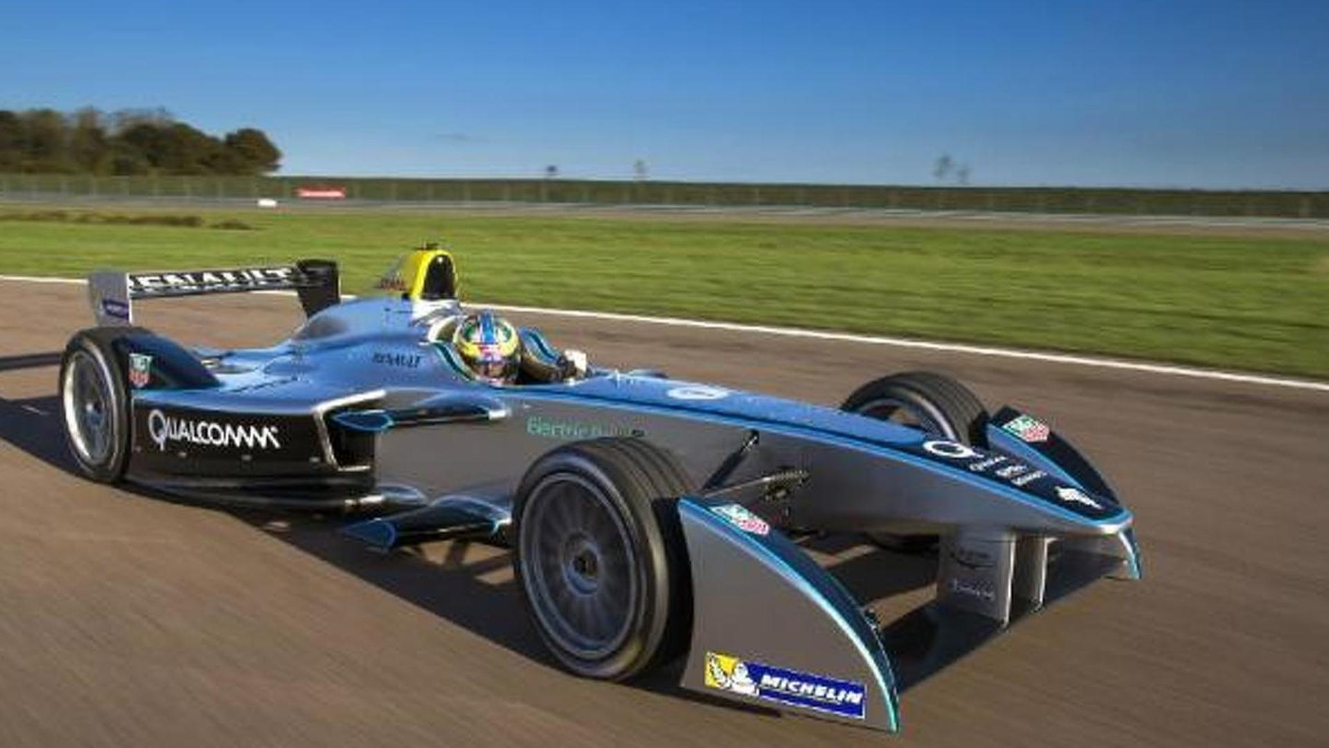 Formula E to make 'few quid' then collapse - Ecclestone