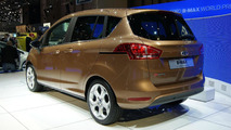 Ford B-Max production version live in Geneva 06.03.2012