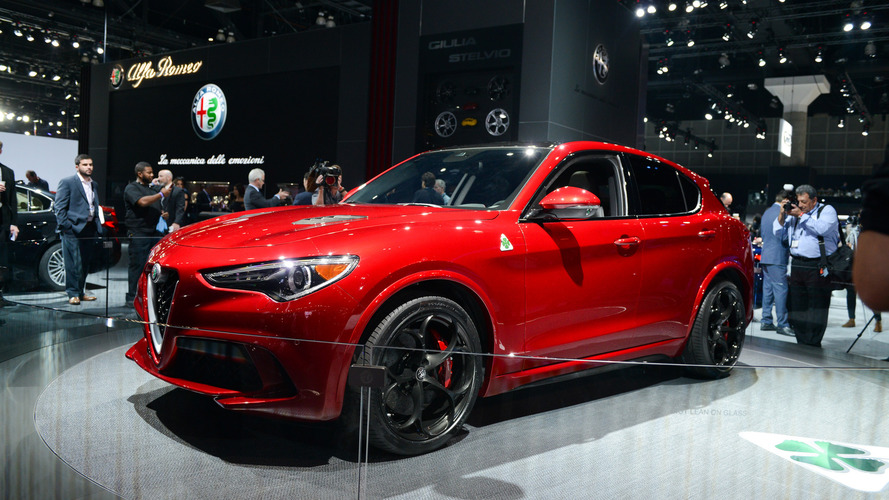 Alfa Romeo Stelvio races into L.A. with 505-hp Quadrifoglio range topper