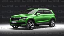 Škoda Yeti 2017 - Un look de mini Kodiaq ?