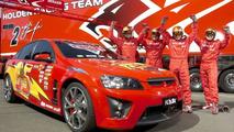 HSV Lightning McQueen to be Won (AU)