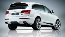Abt Q7 3.0 TDI Facelift Clean Diesel Tuning Program Announced - New Styling and Power