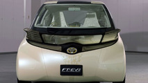 Toyota FT-EV II Charges into Tokyo