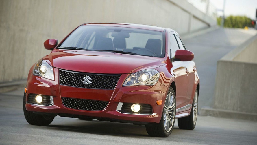 Suzuki regrets launching Kizashi, unlikely to receive successor