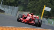 Schumacher to test F2007 again this week