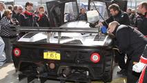 Ferrari P4/5 Competizione - Nürburgring 27.03.2011