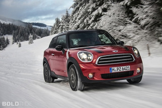 Mini Gets On All4s for the New Paceman