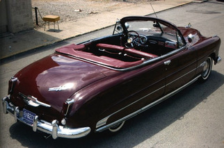 This Hudson Hornet is Being Restored for Disabled Drivers