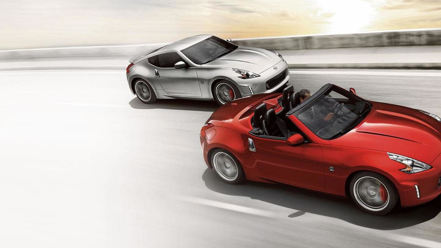 2016 Nissan 370Z pricing announced (US)