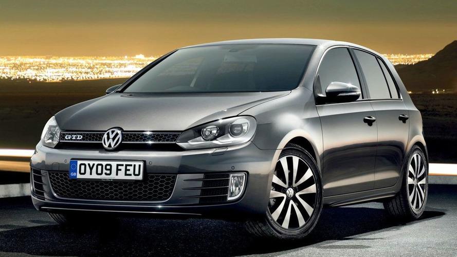 VW Golf GTD Pricing Announced in UK