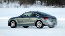 New Audi TT Coupe Spy Pics
