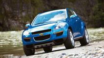 Chevrolet T2X Concept Car