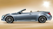 Infiniti Release First Official Picture of G37 Convertible