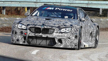 BMW M6 GT3 starts testing with more than 500 bhp and less than 1,300 kg weight
