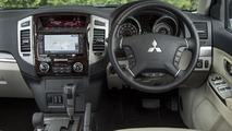 2015 Mitsubishi Shogun facelift (UK-spec)