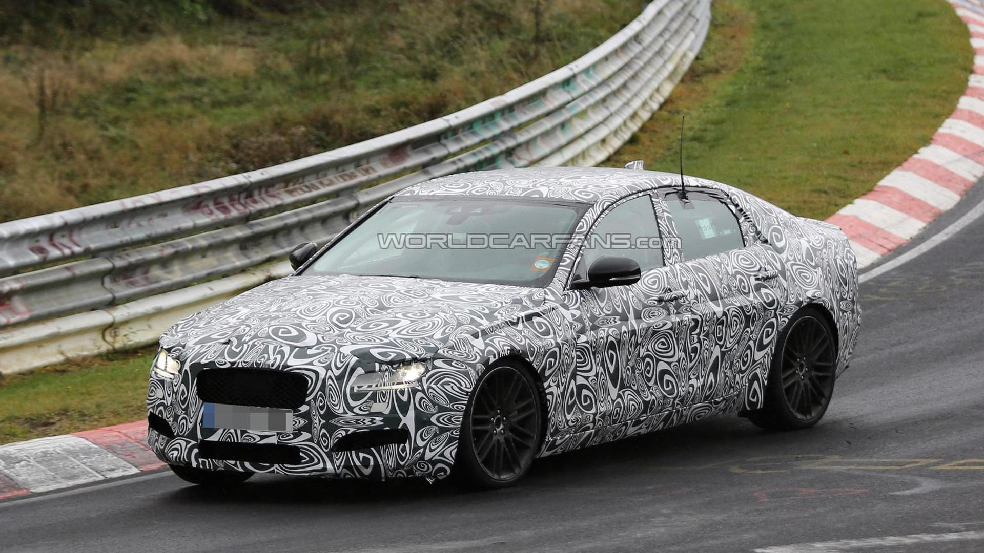 All-new Jaguar XF to debut at 2015 New York Auto Show
