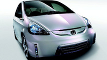 Honda Fit Daily Active Concept Vehicle