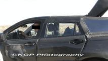 BMW X6 Rear Trunk Spy Photos