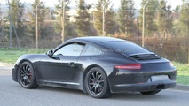 2013 Porsche 911 GT3 first spy pictures